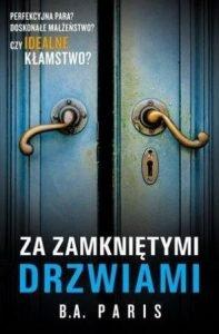 Za zamkniętymi drzwiami - kup na TaniaKsiazka.pl