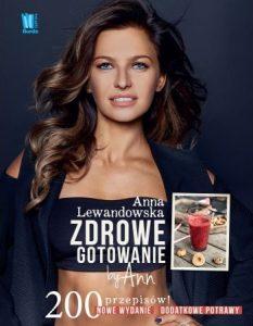 Zdrowe gotowanie by Ann 200 przepisów - kup na TaniaKsiazka.pl