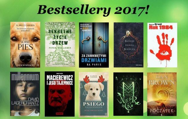 Bestsellery 2017 roku