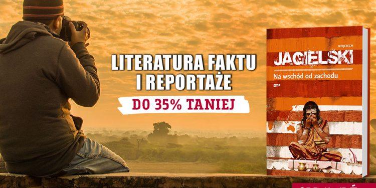 Literatura faktu - bestsellery
