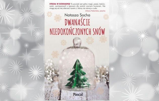 Dwanaście niedokończonych snów - sprawdź na TaniaKsiazka.pl