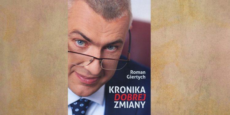 Kronika dobrej zmiany - kup na TaniaKsiazka.pl