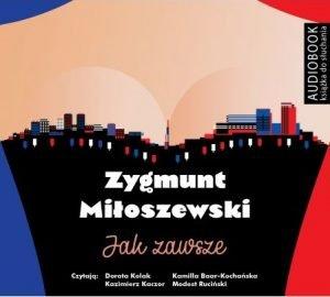 Audiobook Jak zawsze mp3 - kup na TaniaKsiazka.pl