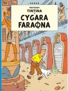 Cygara faraona, tom 4. Przygody Tintina - kup na TaniaKsiazka.pl
