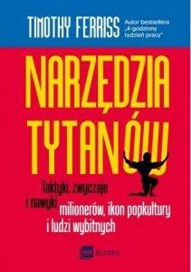 Narzędzia tytanów - kup na TaniaKsiazka.pl