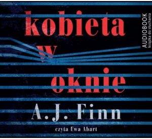 Audiobook Kobieta w oknie - kup na TaniaKsiazka.pl