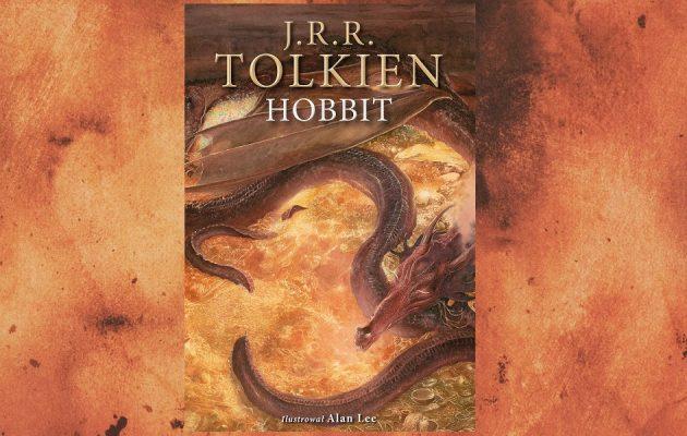 Hobbit, wersja ilustrowana - zobacz na TaniaKsiazka.pl