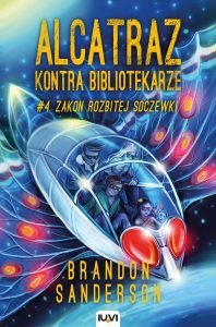 Nowa książka od Brandona Sandersona. Zakon Rozbitej Soczewki - sprawdź na TaniaKsiazka.pl