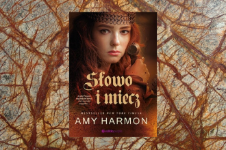 Słowo i miecz Amy Harmon - recenzja
