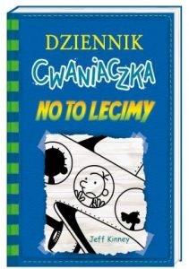 Dziennik Cwaniaczka 12 No to lecimy - kup na TaniaKsiazka.pl