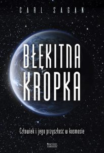 Nowość od Carla Sagana. Błękitna kropka - kup na TaniaKsiazka.pl