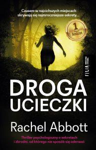 Drugi tom bestsellerowej serii Tom Douglas. Droga ucieczki - zobacz na TaniaKsiazka.pl