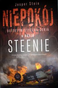 Recenzja książki Niepokój Powieść znajdź na TaniaKsiazka.pl
