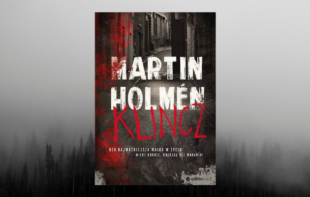 Klincz Martin Holmen