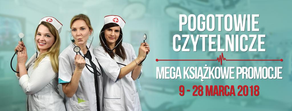 Pogotowie Czytelnicze - sprawdź na TaniaKsiazka.pl!