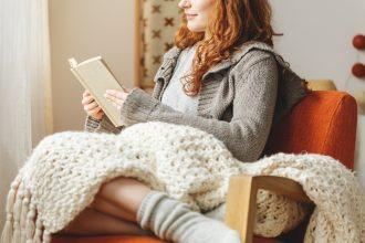 Czytanie książek pomaga