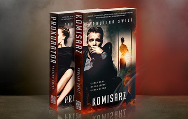 Podejrzany - Nowa książka Pauliny Świst nadchodzi!