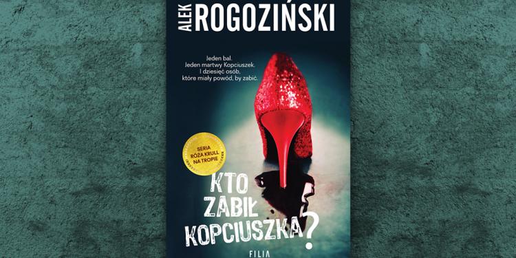 Recenzja książki Kto zabił Kopciuszka
