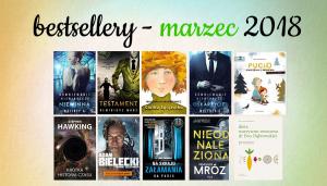 Bestsellery marca 2018