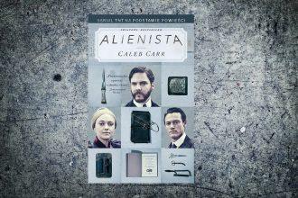 Alienista - zobacz na TaniaKsiazka.pl
