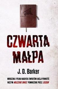 Recenzja książki Czwarta małpa. Kup ją na TaniaKsiazka.pl
