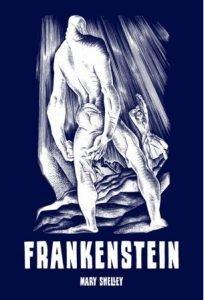 Współczesna wersja Frankensteina Frankenstein - zobacz na TaniaKsiazka.pl