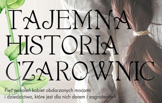 Tajemna historia czarownic - kup na TaniaKsiazka.pl