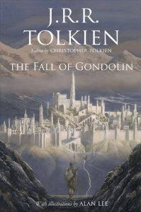 Jeszcze jedna książka Tolkiena - Upadek Gondolinu!