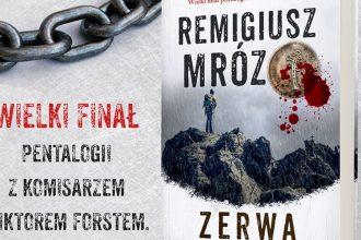 Zerwa - zobacz na TaniaKsiazka.pl