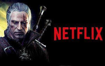 Serial Wiedźmin Netflixa