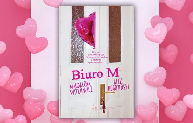 Biuro M – recenzja książki świetnego duetu