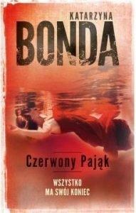 Czerwony pająk - kup książkę na www.taniaksiazka.pl