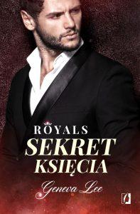 Drugi tom serii Royals Sekret księcia - kup na TaniaKsiazka.pl