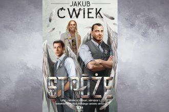 Nowa książka Jakuba Ćwieka!