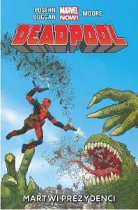 Komiksy z Deadpoolem w TaniaKsiążka.pl