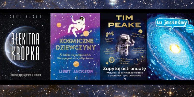 Nowe książki o kosmosie na TaniaKsiążka.pl
