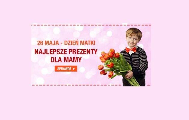 Prezent na Dzień Matki na TaniaKsiążka.pl