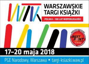Jedziemy na Warszawskie Targi Książki!