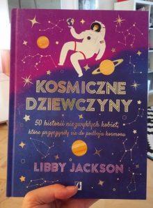 Recenzja książki Kosmiczne dziewczyny. Książka dostępna w Księgarni TaniaKsiążka.pl