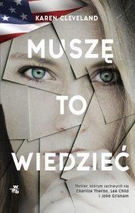 Recenzja książki Muszę to wiedzieć. Powieść znajdź na TaniaKsiazka.pl