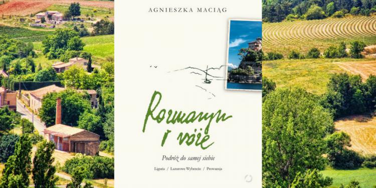 Rozmaryn i róże Agnieszka Maciąg