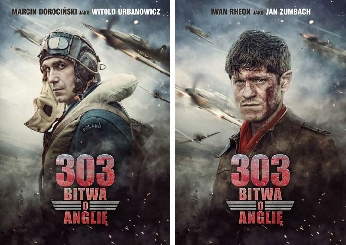 303 bitwa o Anglię. Film Dywizjon 303