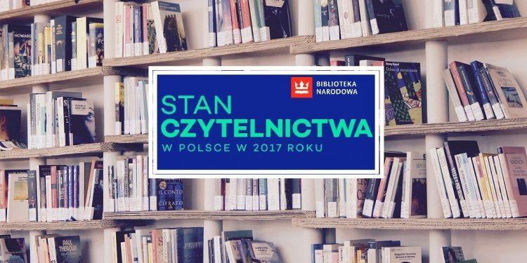Co czytają Polacy? Raport Biblioteki Narodowej