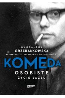 Książkowe prezenty na Dzień Ojca. Komeda w TaniaKsiążka.pl