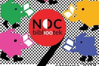 Ogólnopolska Noc Bibliotek 2018