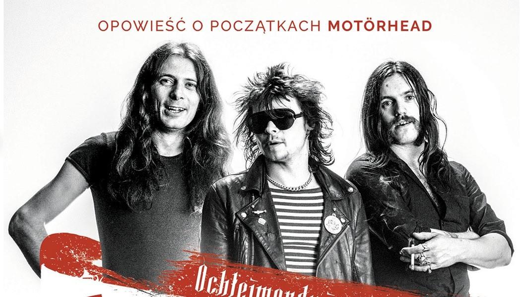 Nowa książka o Motorhead. Ochlejmordy i zadymiarze do kupienia w TaniaKsiążka.pl