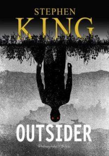 Outsider - okładka książki