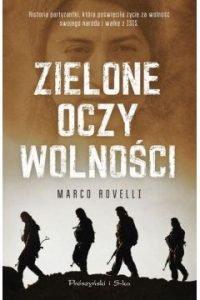 Recenzja książki Zielone oczy wolności. Książkę znajdziecie w TaniaKsiążka.pl