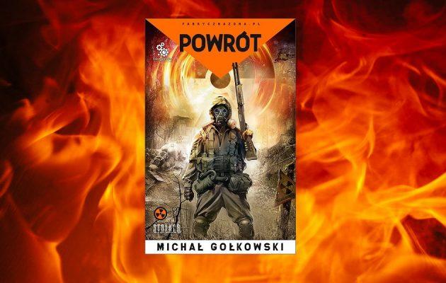 Recenzja książki Powrót - nowość Michała Gołkowskiego