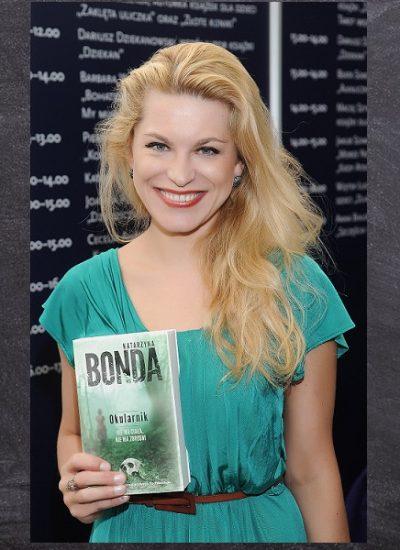 Miłość leczy rany - nowa książka Bondy jesienią!